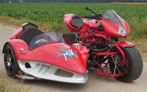 Motorrad Kühler by Mv Agusta F4 Sidecar Advertentie 641094