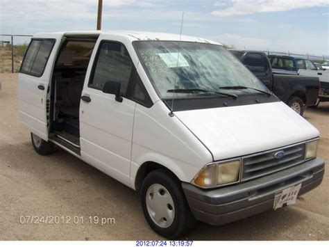 1995 ford aerostar photos informations articles