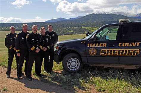 County Sheriff S Office Colorado by The Mountain Jackpot News