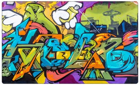 street art graffiti wall art tag wandtattoo wandsticker