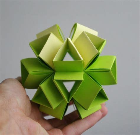 Origami Ls - 447 best kusudama images on craft paper