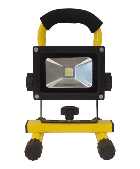 Led Len Strahler by Led Safety 10 Watt Rechargeable Work Light 4 Hour Run