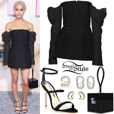 zoe kravitz sunglasses big little lies 18 vera wang outfits steal her style