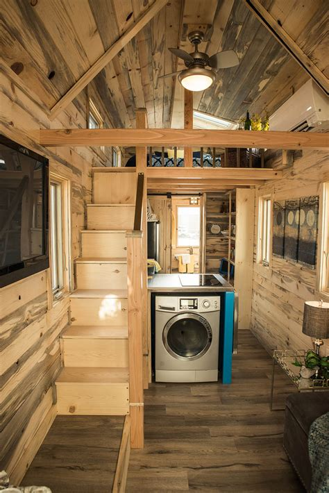 tumbleweed homes interior s tumbleweed health coach reinvents with a tiny house
