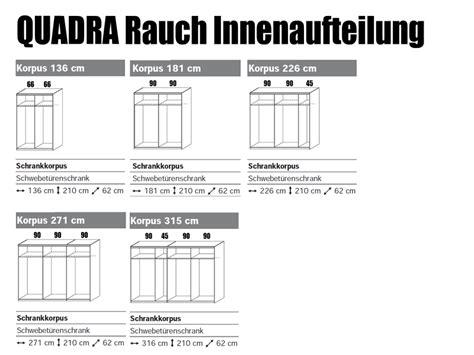 kleiderschrank quadra rauch alpinwei 223 spiegel schrank ebay - Schrank Quadra Montageanleitung