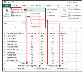 Function Sheet Template by Your Excel Formulas Sheet 15 Tips For Calculations