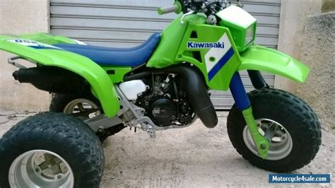 Kawasaki Tecate 4 For Sale by 1986 Kawasaki Kxt 250 For Sale In United States