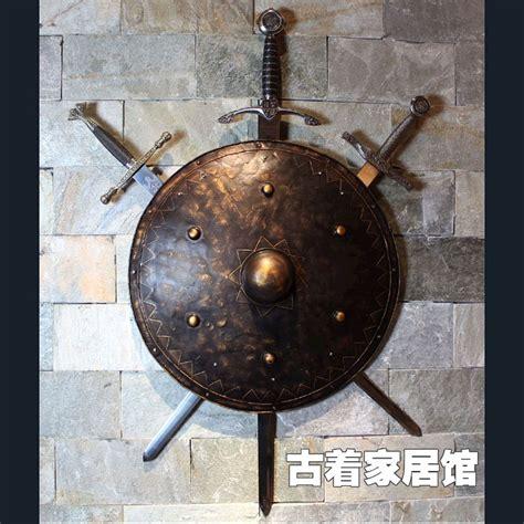 European Home Decor Stores by Ancient Rome Knight Shield European Sword Samurai Armor