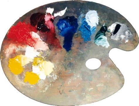 impressionists palette with this palette of gamblin artists colors painters can paint most