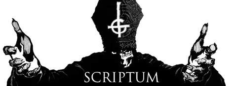 imagenes muy satanicas ghost scriptum si no fuera por esas letras sat 225 nicas