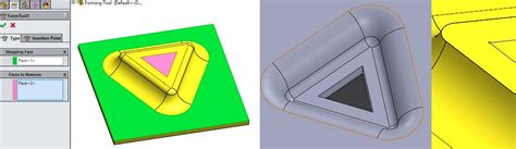 solidworks tutorial forming tool creating custom sheet metal forming tools in solidworks
