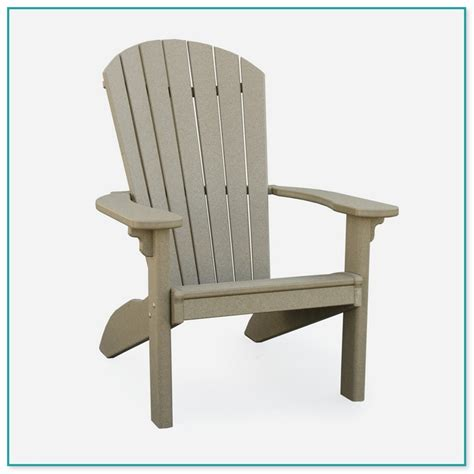 Recycled Milk Jug Chairs by Leisure Line Adirondack Chair