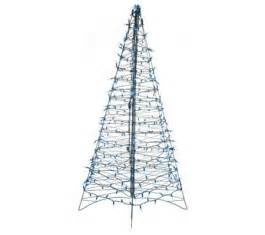 pre lit 6 fold flat outdoor christmas tree by lori