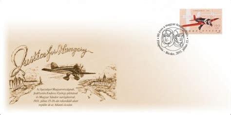 Perangko Magyar Posta 019 80 201 ves az első magyar 211 ce 193 nrep 220 l 201 s fdc b 233 lyeg st