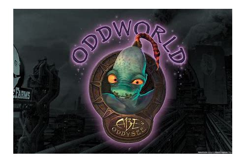 descarga oddysee de abe's ipad