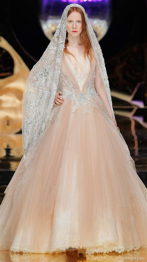 yolan cris bridal 2017 wedding dresses wedding inspirasi