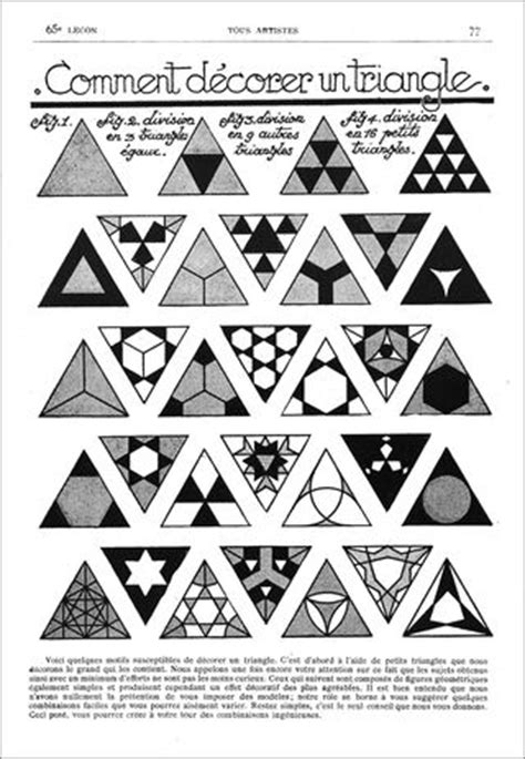zentangle triangle pattern tangle tangle tangle and even more french patterns