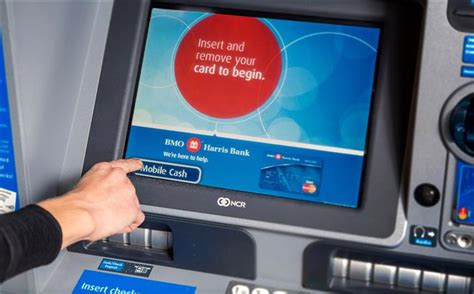 how evil neighbour killed bank agent before withdrawing new bmo harris bank app can direct atms to dispense cash