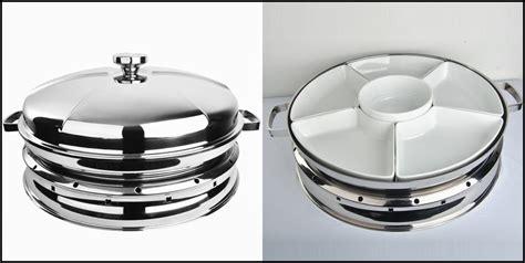 Bell Chafing Dish edoramira sewaan barangan katering