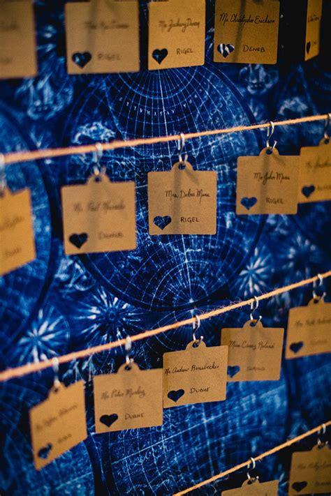 21 stellar ideas for an astronomy themed wedding