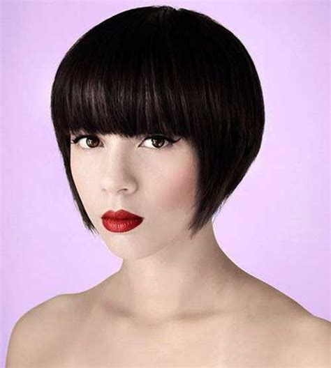 inverted bob hairstyles with fringe inverted bob with fringe www pixshark com images