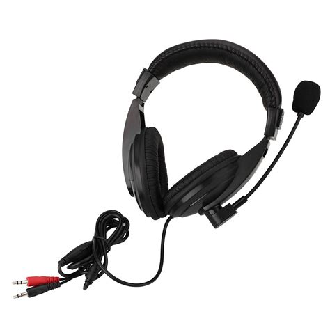Headphone For Pc gaming stereo headphone bass earphone with mic for pc