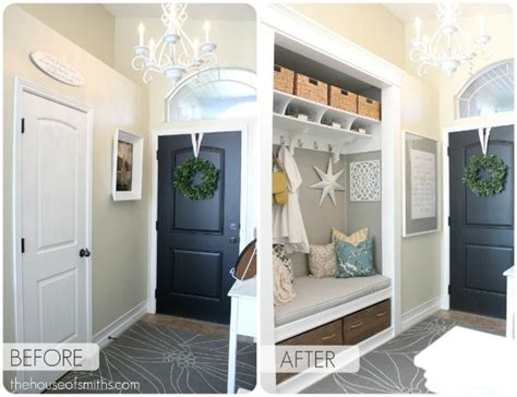 entry closet ideas creative juices decor turning closets into nooks and