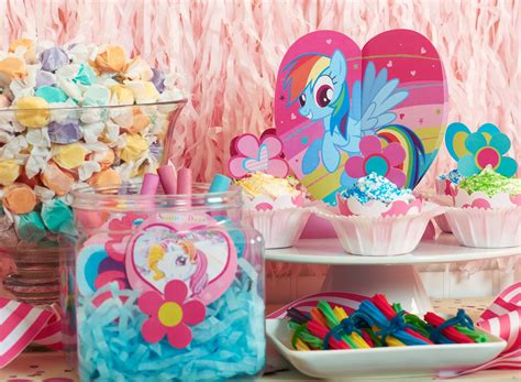 little decorations birthday party ideas my little pony birthday party ideas blog