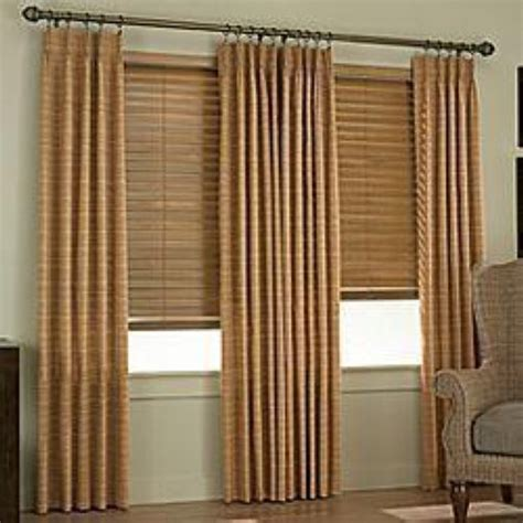 jcp drapes jcpenney jewel tex thermal cinnamon pinch pleated curtains