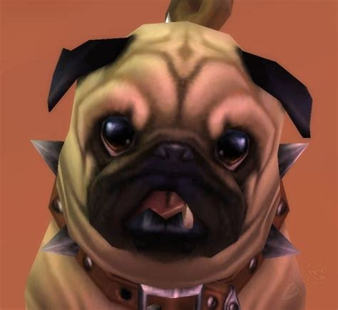 wow pugs pug item world of warcraft