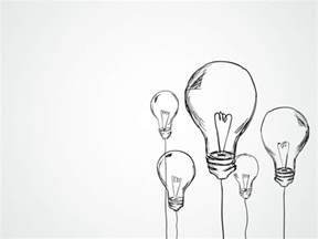 sketch online free hand drawn light bulbs vector free download