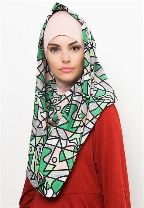 hijab pattern pics instant hoodie hijab with an inner hijab by byout this