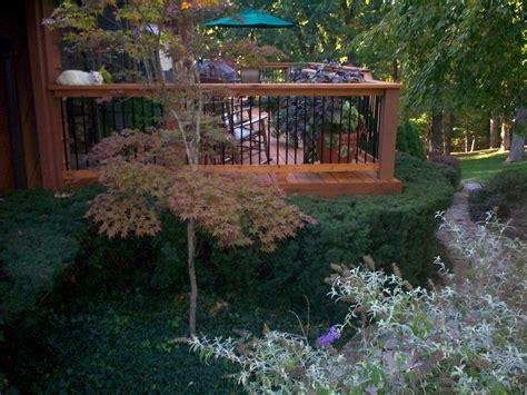 custom backyard december 2013 st louis decks screened porches