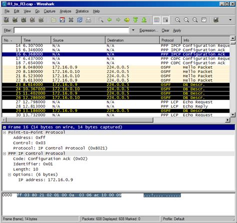 wireshark ios tutorial gns3 build and configure a ccna ppp lab using gns3