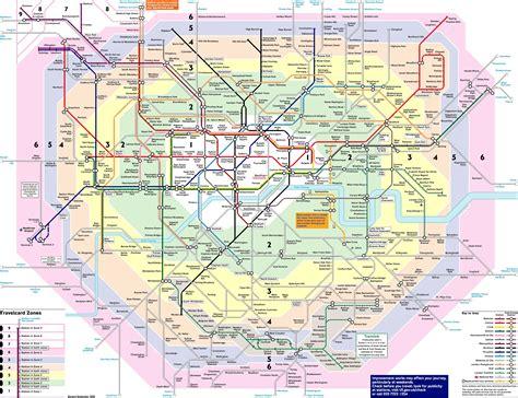 zone map underground maps