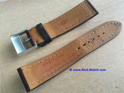 sold original brown calf leather for breitling 22 mm 481x mus tag heuer