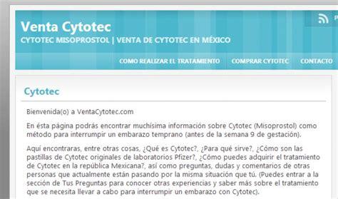 D C Cytotec Ventacytotec Com Es Fraude Estafa Cytotec Misoprostol