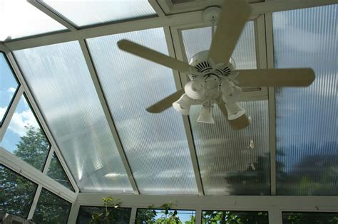 Sunroom Ceiling Fans by Top 3 Sunroom Ceiling Fans On Houzz Conservatory Craftsmen