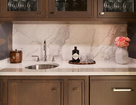 quartz backsplash quartz slab backsplash design ideas