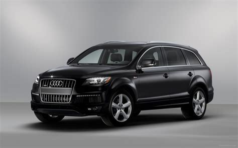 Audi Q7 2012 by Audi Q7 3 0t S Line 2012 Widescreen Car Picture 01