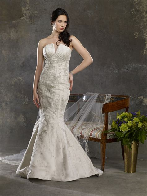 beautiful wedding dresses 2010 mermaid style wedding