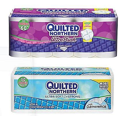 northern bathroom tissue quilted northern ultra soft strong or ultra plush 30 ct double rolls only 9 99