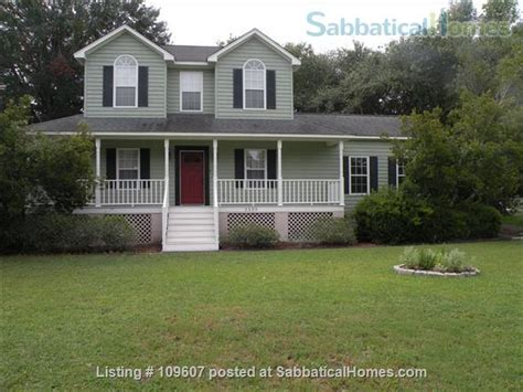 Sabbaticalhomes Com Charleston South Carolina United Charleston South Carolina House Rentals