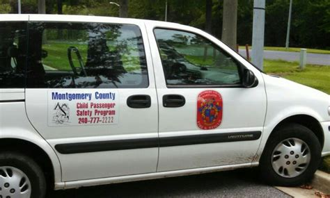 md child safety seat laws montgomery county rescue news information child