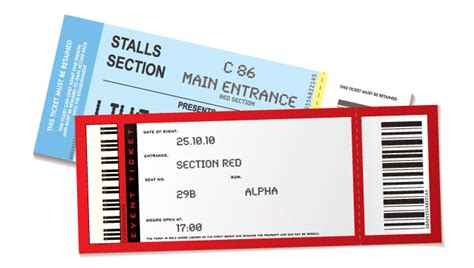 event ticket layout event tickets sydney ticket printing melbourne perth