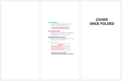 28 adobe tri fold brochure template adobe indesign tri