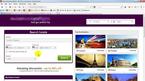 best accommodation websites make money with hotel travel and booking website