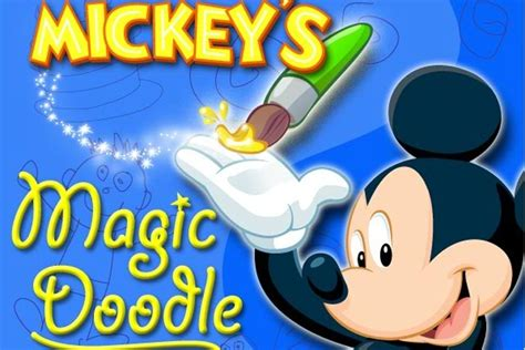 magic doodle free mickey s magic doodle disney loon