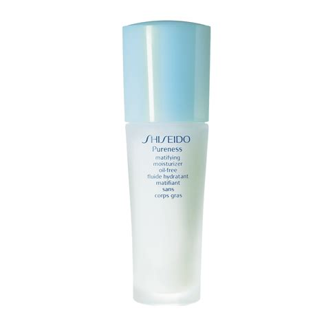 Shiseido Pureness shiseido pureness matifying moisturiser free 50ml