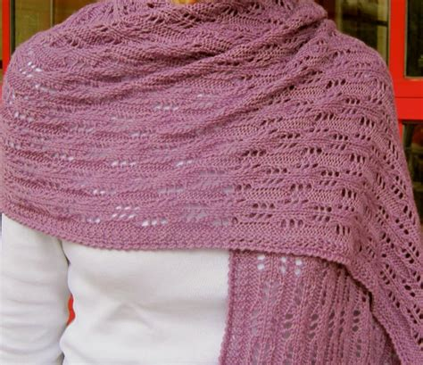 knit lace shawl pattern easy easy eyelet lace shawl knitting pattern by